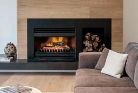 Balwyn Wood Fireplace