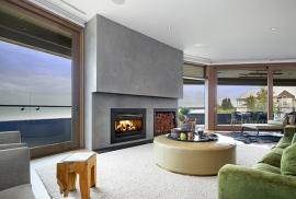 Award-Winning Wood Fireplaces