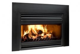Surrey Hills Open Wood Fireplace