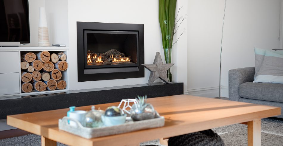 Contemporary Design Enviro Fireplace Mont Albert