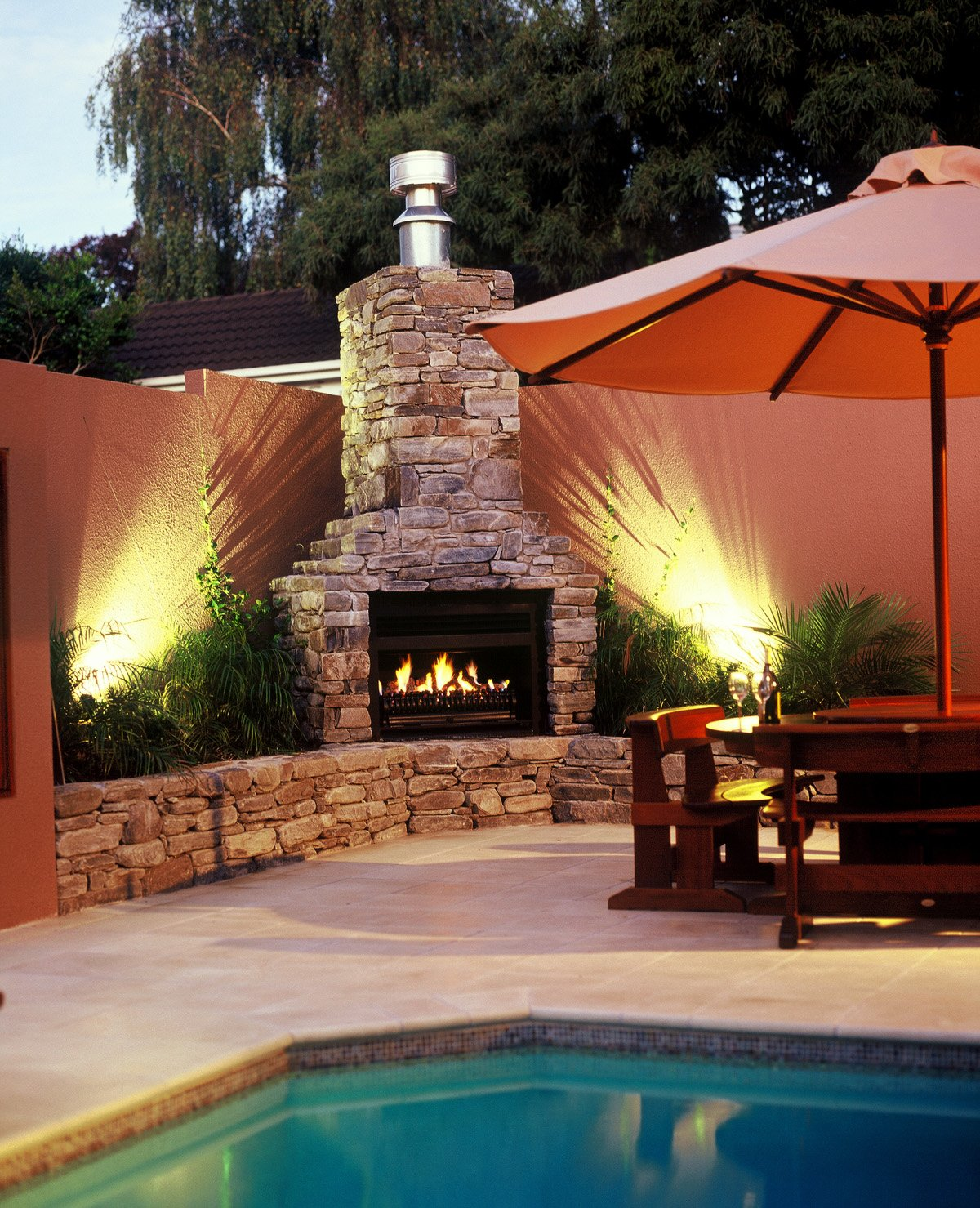 Contemporary Fireplaces Photo Gallery Heatmaster