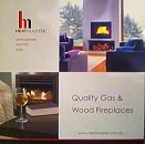 Heatmaster wood and gas brochure  2005