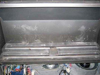 easy install mordern enviro gas fireplace internal box image