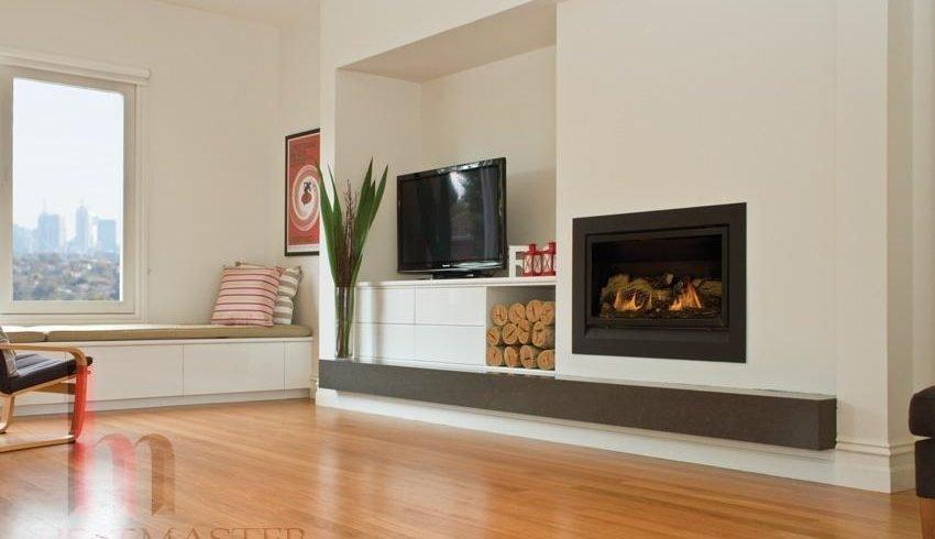 highly efficient enviro gas fireplace Mont Albert